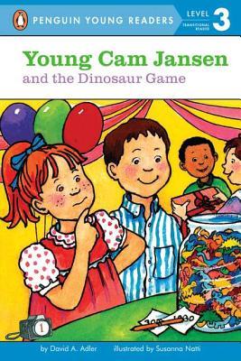 Young Cam Jansen and the Dinosaur Game By Adler, David A./ Natti, Susanna/ Natti, Susanna (ILT)